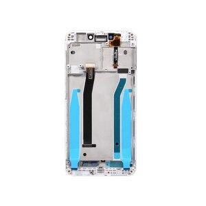 Image 5 - LCD עבור Redmi 4X תצוגת מקורי מודול עבור Xiaomi Redmi 4X LCD תצוגה עם מסגרת מסך מגע פנל digitizer מסגרת הרכבה