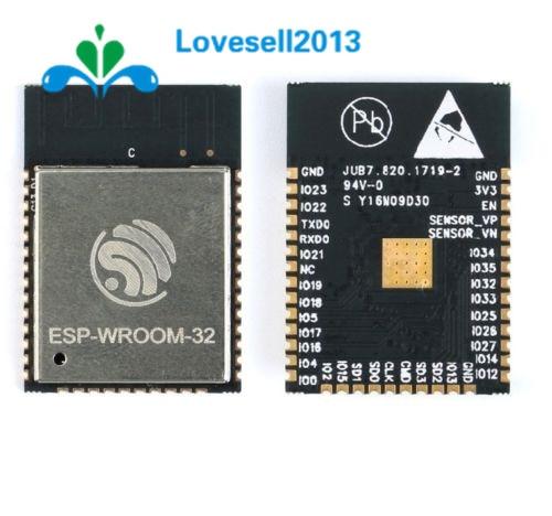 ESP8266 ESP32 ESP-WROOM-32 WiFi//WLAN+Bluetooth Module Dual Core 240MHz
