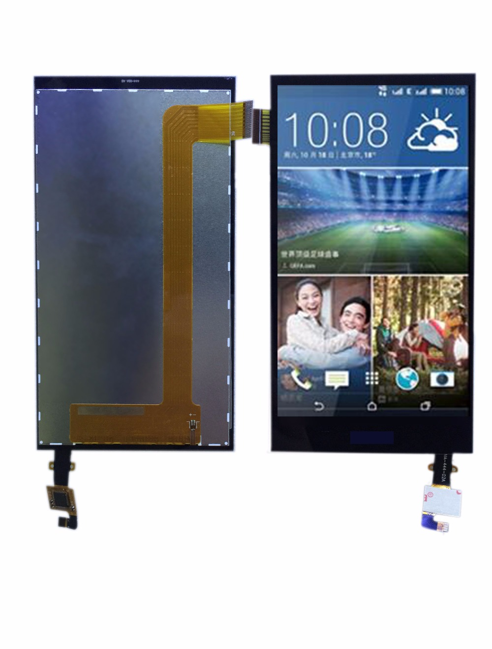 Best ! Original LCD For HTC Desire 620 620G Display With Touch Screen Digitizer Assembly Replacement HTC 620 620G