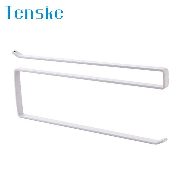 New Under Cabinet Shelf Organizer Storage Paper Towel: Tenske Storage Rack Functional Under Cabinet Paper Towel