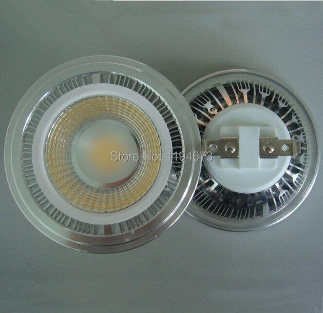 Free Shipping Hot sale G53 led spot light AR111,1500lm 15W COB led bulb lamp light 85-265V,2 years warranty,factory direct sale