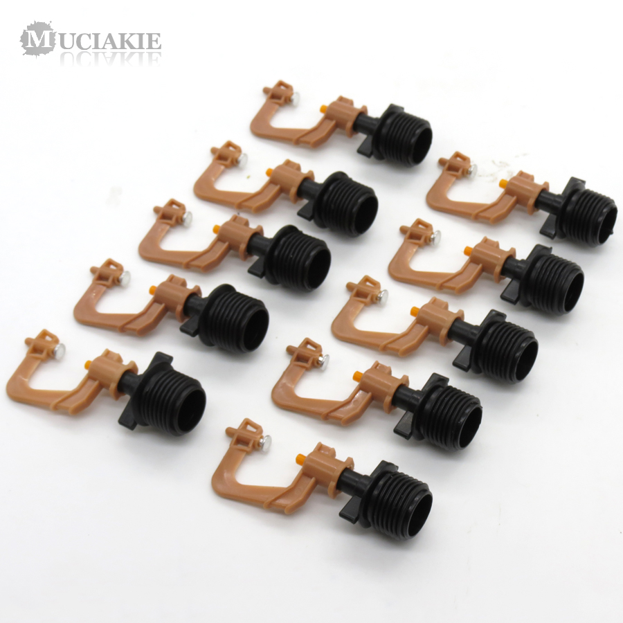 Garden Sprinklers Dashing Muciakie 10pcs G Typed Garden Water Sprinkler With 1/2 Male Thread Connecter Lawn Grassland Flowers Nozzle Spray 360 Degrees Good For Energy And The Spleen