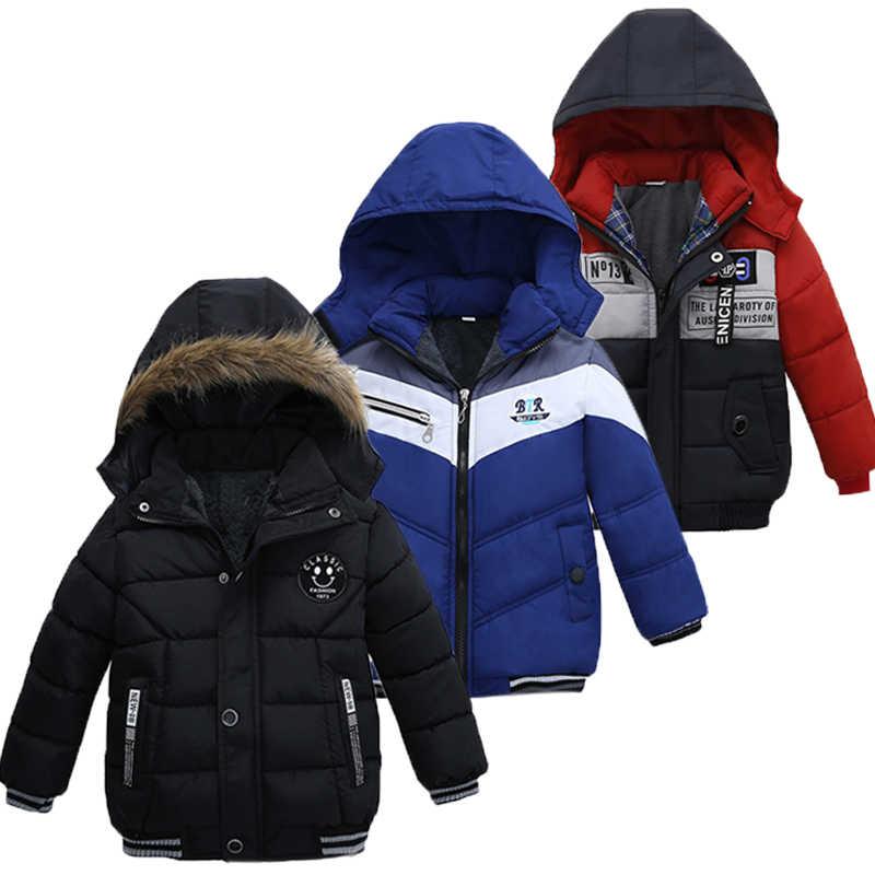 ecb0d509b0f0 Куртка для маленьких мальчиков 2019, осенне-зимняя куртка для мальчиков, Детская  куртка,