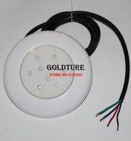 Spa Lampe RGB Schwimmbad LED Jaccuzi Licht 9 Watt PAR 56 weiß Sauna Pool Licht 12 V IP68 Wasserdicht Unterwasser für Beton Liner
