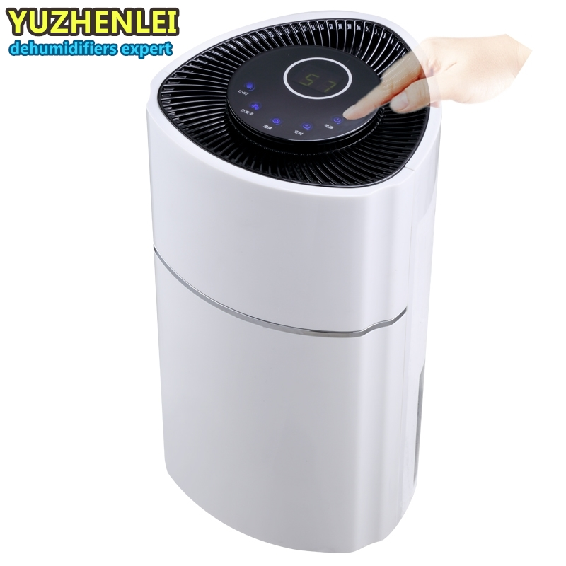 Intelligente Déshumidificateurs Calendrier 24 Heures Lumière UV Stériliser Purifier L'air Sèche Linge Humidité Absorber Intelligent Ménage Appareils
