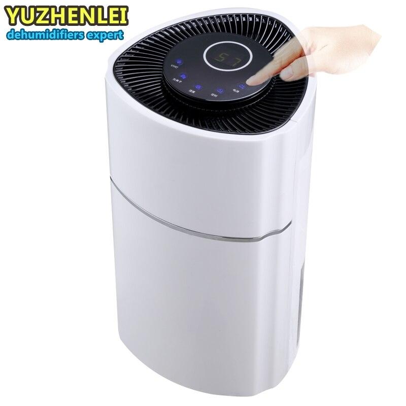 Intelligente Deumidificatori Temporizzazione 24 Ore di Luce UV Sterilizzare Purificare L'aria Asciugatrice Umidità Assorbono Intelligente Elettrodomestici