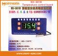 Envío Gratis WX-301W tarjeta de control de Temperatura/módulo de controlador de temperatura pantalla digital/Panel de tipo termostato pantalla Digital