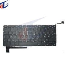 "A1286 denmark keyboard for macbook pro 15"" A1286 denmark keyboard without backlight 2009 2010 2011 2012year"