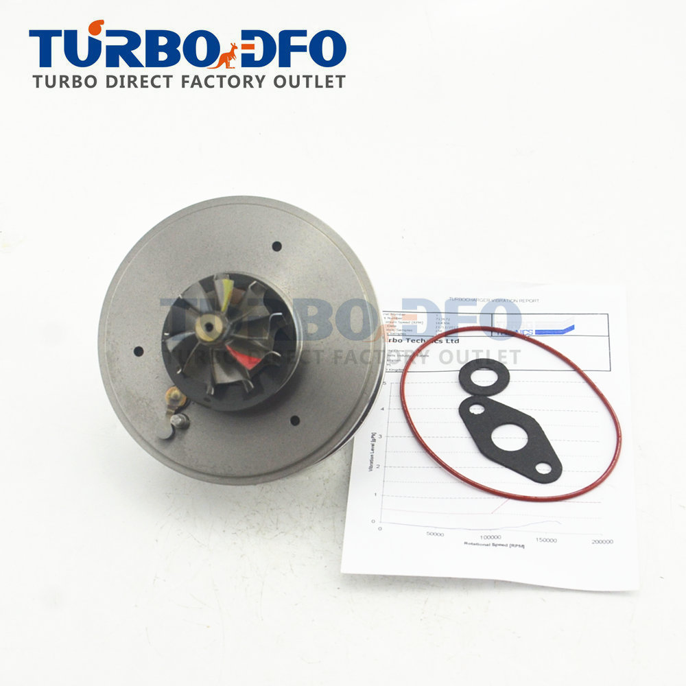 GT1749V Garrett turbo CHRA 713672 turbocharger cartridge core for Audi A3 1.9 TDI ALH AHF 90HP / 110HP 038253019C 038253019A gt1749v turbocharger turbo chra cartridge for audi a4 b5 a6 c5 a8 d2 skoda superb i vw passat b5 2 5 tdi afb akn 454135 5009s