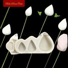Силиконовые формы для торта в форме розы шишки и шипы силиконовые