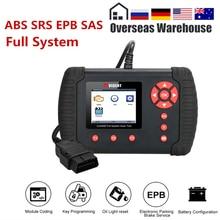 Vident iLink400 Full System Diagnose Tool Scanner 12V OBDII ABS SRS EPB Übertragung DPF Reset TPS Besser Als NT510 update