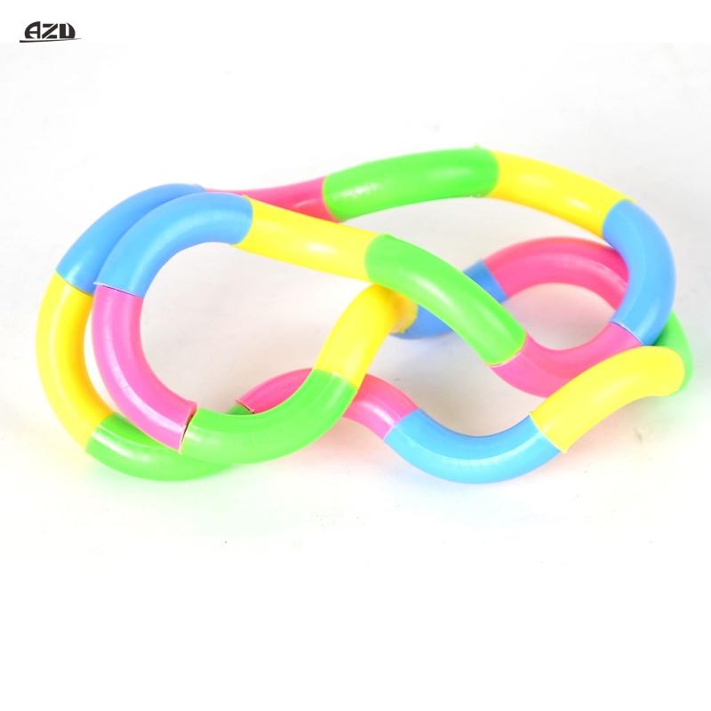 AZL Lustige Anti Stress Spielzeug Twist Verwicklung Spielzeug Geschenk Anti  Stressabbau Autismus Dekompression Spielzeug Für Kinder Spielzeug Kinder ...