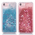 Bling Stars IN Water Liquid Glitter Fluorescent Quicksand Case Cover for Samsung Galaxy S5 G900F S5 NEO G903F S6 S6edge S7 EDGE