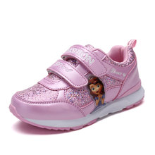 Kids shoes children sneakers beautiful outwear ,spring girls casual childrens breathable school