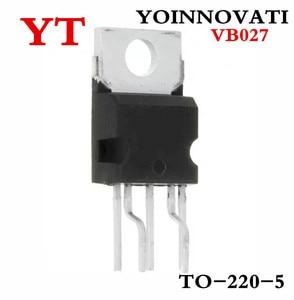Image 2 -  10pcs VB027 TO220 IC COIL DRIVER PAR 5PENTAWATTHV