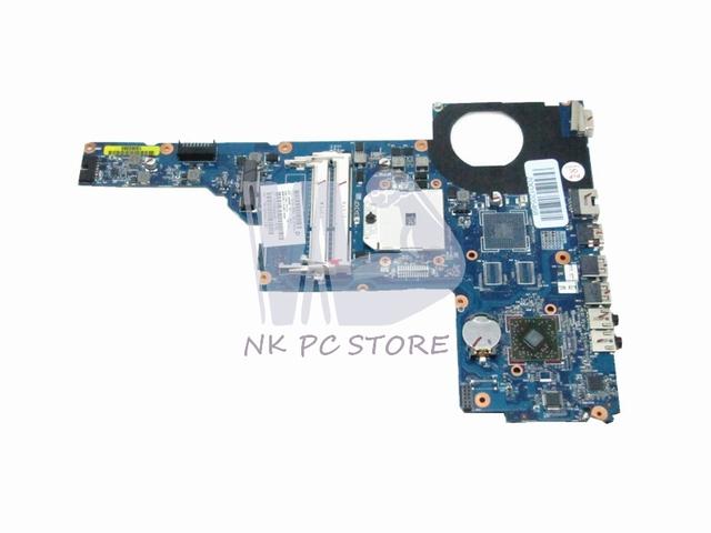 649288-001 placa principal para hp pavilion g6 g6-1000 laptop mãe soquete fs1 ddr3