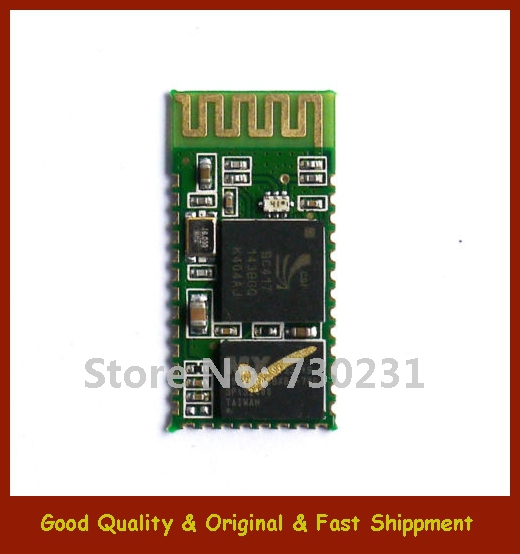 Free Shipping 5Pcs Serial RS232 TTL HC-05 30ft Wireless Bluetooth RF Transceiver Module 2 in 1  free shipping 5pcs serial rs232 ttl hc 05 30ft wireless bluetooth rf transceiver module 2 in 1