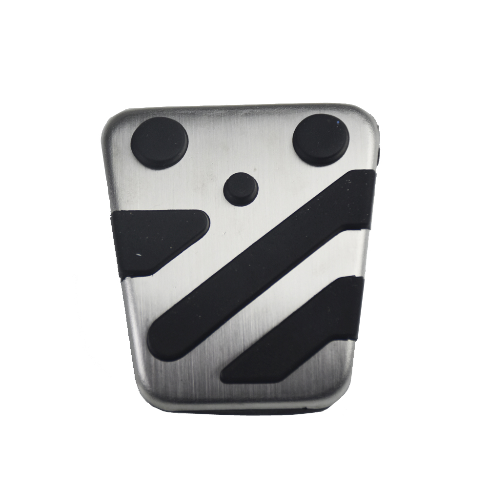 Image 4 - Car Clutch Brake Accelerator Pedal Foot Rest Pedals Covers For Mitsubishi ASX LANCER EX Outlander Car Styling Sticker Cover-in Pedals from Automobiles & Motorcycles