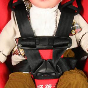 Child Seat Belt Car Baby Safety Adjuster Seatbelt Harness Chest Lock Clip