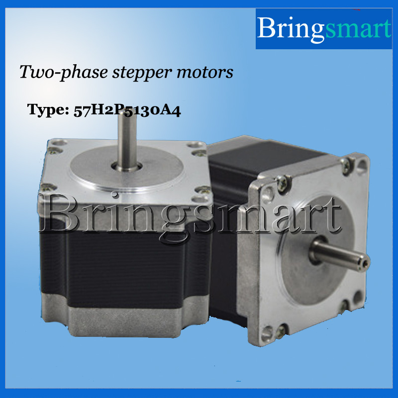 цена на Wholesales 57 Four-wire Two-phase Stepper Motor DC Slow Motor Low speed high torque Miniature motor