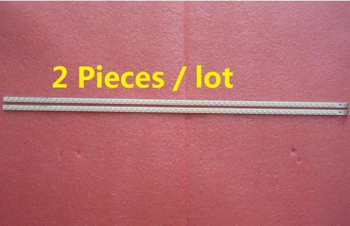 led רצועת lj64 2 חבילה ולשלוח חלקים / הרבה היא: 40INCH-L1S-60 455MM, LED LJ64-03073A החלפת רצועת 2011SGS40 5630 62 עבודה טובה H1 REV0,100% (2)