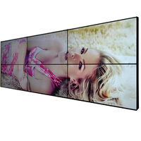 3x2 Tv Video Wall Processor For 6 Tv Video Wall Display