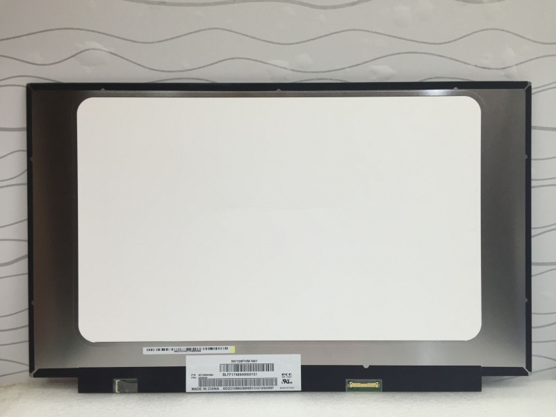 15.6 FHD IPS LCD Screen Panel Matrix NV156FHM-N61 for Lenovo Y50 Yoga 720-15IKB nv156fhm n61 nv156fhm n61 led screen lcd display matrix for laptop 15 6 30pin fhd 1920x1080 matte replacement ips screen