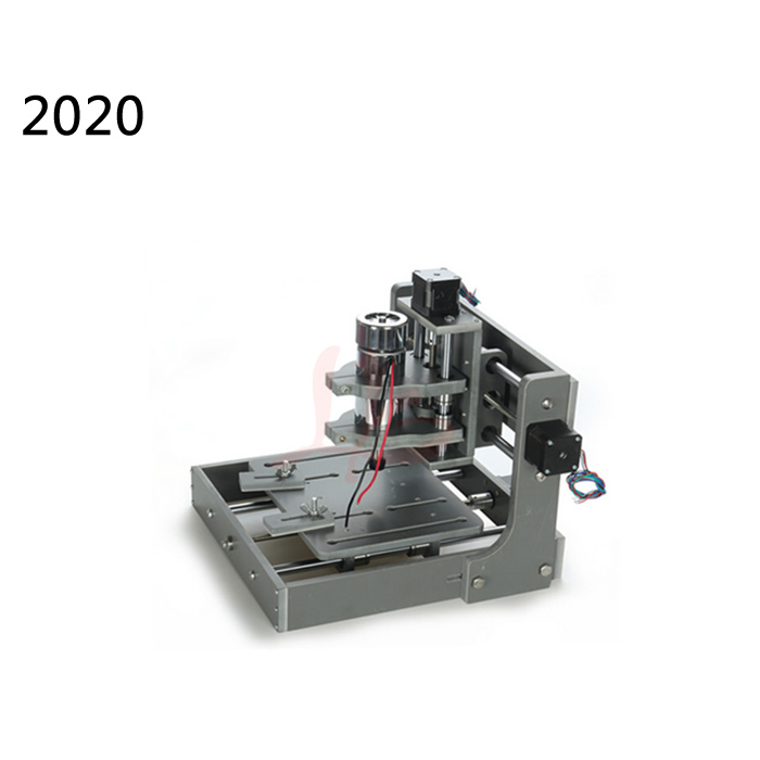 цены DIY mini cnc router pcb milling machine cnc 2020 frame with NEMA17 Stepper motor