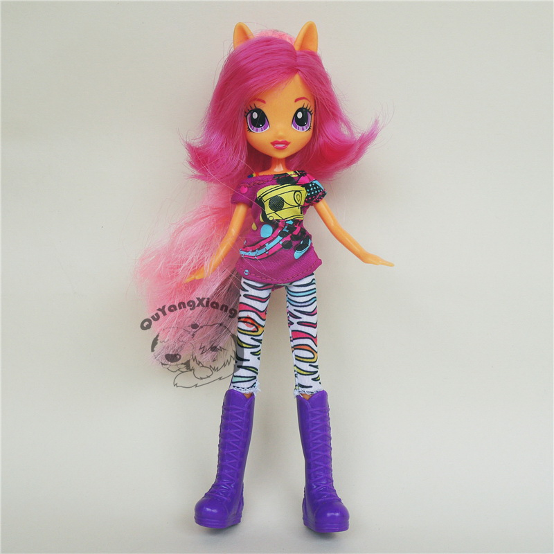 Action Figure Eg Doll Scootaloo Friendship Games Best Gift For Girl Action Toy Figures Aliexpress We got our cutie marks! action figure eg doll scootaloo