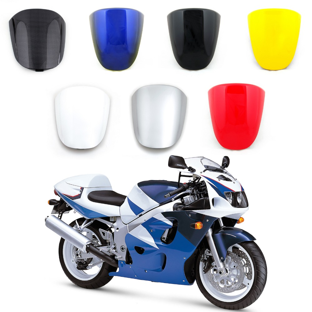 Areyourshop Motorcycle ABS Plastic Rear Seat Cover Cowl For Suzuki 600 600 SRAD 1996-1999 Motorbike Part New Arrival