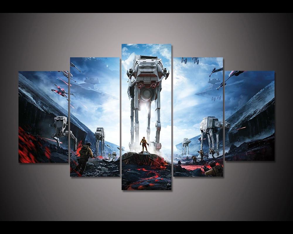 Star Wars Battlefront Giant Wall Art Poster Print