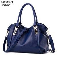 100 Genuine Leather Women Handbag 2017 New Classic Casual Fashion Female Cross Hand Bag Of Bill