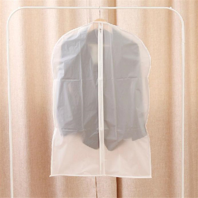 Clothing Covers Garment Suit Dress Jacket Clothes Coat Dustproof Cover Protector Travel Bag Dust Cover