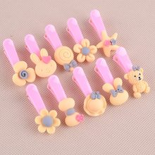 1 Pcs Baby Girl Hairpin Hair Clip Butterfly Baby Girl Hairpin Toddler Kids Children Hair Accessories Headwear Hair Hoop(China)