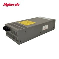 High power CE safe package SCN 800 27 800w 27v 30a Single Output Switch Mode Power Supply with PFC function