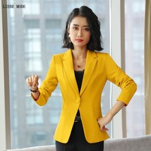 Womens Work Wear Blazer Plus Size Formal Blazer for Women Sl