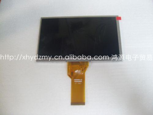 7 inch LCD screen AT070TN94 industrial grade 450cd ultra high brightness display V.X at070tn92