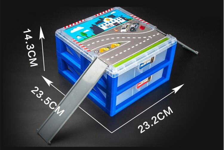 Φορητά παζλ ταξιδιού για 2-4 παίκτες Επιτραπέζιο παιχνίδι