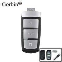 GORBIN 3 Bottoni Smart Chiave A Distanza Keyless Fob Per VW Passat B6 3C B7 Magotan CC Car key Caso di shell per 3C0 959 752 BA 752 AD