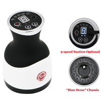 Health Beauty Moxibustion Tools Warm Moxibustion Instrument Electric Scraping&Cupping Equipment Support Meridian Factory Sale