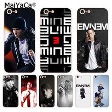 f6ea4cff57b MaiYaCa Hip Hop Rapper Eminem rap New Arrival Phone Ultrathin Case for iPhone  8 7 6