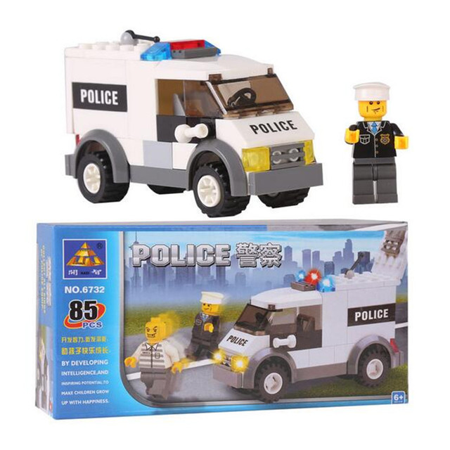 85pcs/set DIY Building Blocks Toys