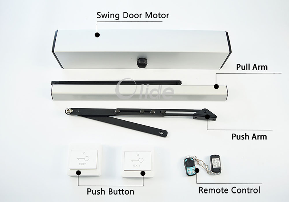 Olide Automatic Opener   Electric Automatic Swing Door