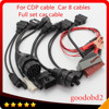 Auto Kabel OBD2 Volledige Auto 8 Kabels Voor Tcs Cdp Pro Plus Ds150, Wow, Vd600, multidiag Pro Scan Diagnostic Tool Interface Kabel