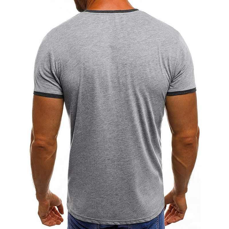 HEFLASHOR ブランド新メンズ綿 tシャツ無地 Tシャツトップファッション tシャツメンズ tシャツ黒、白服ドロップシッピング