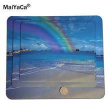 MaiYaCa Beach Back Computer and Laptop Mouse Pad Gaming Mice Mat Pad 18 22cm and 25