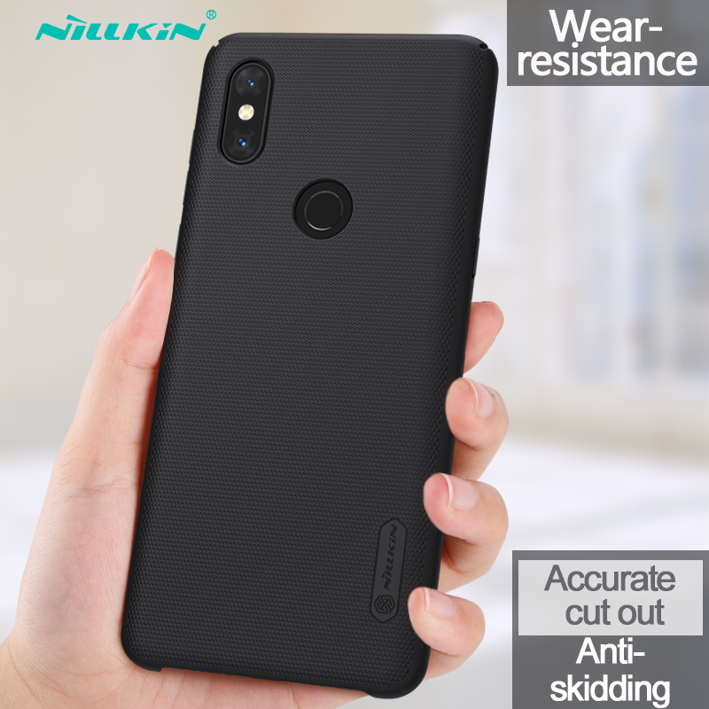Xiaomi Mi Mix 3 Case Casing Original Nillkin Frosted Shield PC Hard Back Cover for Xiaomi Mi Mix 3 Mix3 6.39'' Phone Cases NK3
