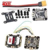 DYS Aria F45A 4in1 Blheli_32 3~5S 45A Brushless ESC & F4 PRO V2 Betaflight Flight Control with 5V/3A 9V/1.2A BEC