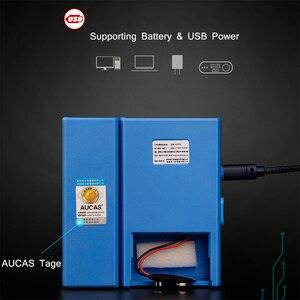 Image 5 - Aucas Ethernet כבל כלי RJ11 RJ45 Cat5 Cat6 מלחץ כבל רשת לחיצה כלי סט מלחץ פלייר כלי סט ערכת רשת כלי תיק