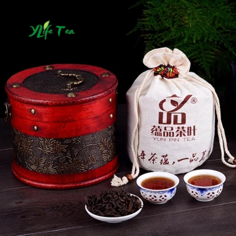 Puer Tea Box Gift Chinese Organic Ripe Puerh font b Health b font font b Care